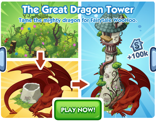File:Sims Social - Medieval Week - Game Ad - The Great Dragon Tower.png