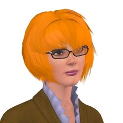 Headshot of Niamh