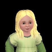 Petunia toddler