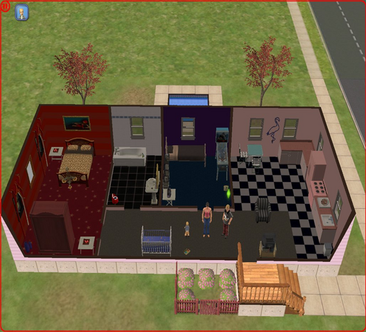 File:55 Woodland drive inside.png