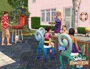 Sims 2 family fun stuff 9