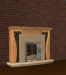 Ts2 gentrific way of the wood mantel fireplace
