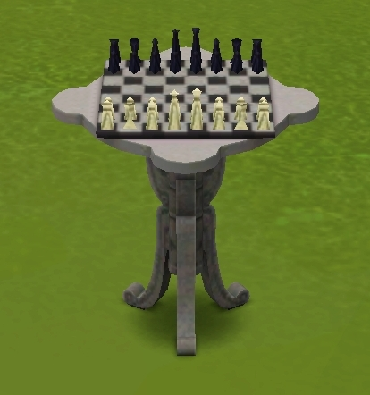 File:Antique Chess Table.jpg