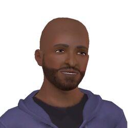 Headshot of David