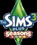 The Sims 3 Plus Seasons Logo