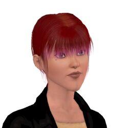 Headshot of Cindy