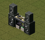 Ts1 turntablitz dj booth