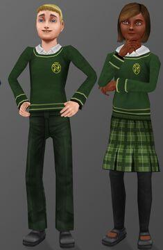Sims 3 preteen