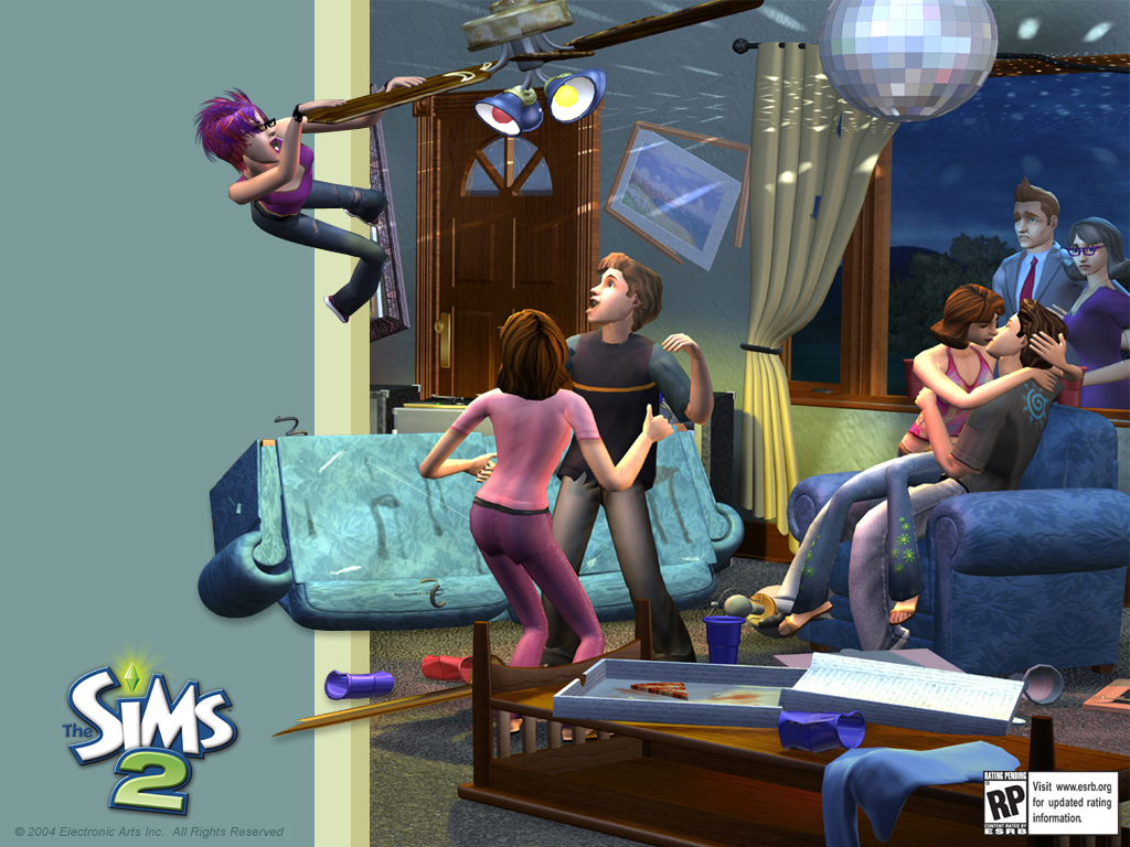 What is your favorite The Sims 2 expansion pack?