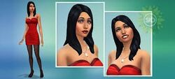 Bella Goth - The Sims 4