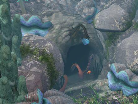 File:Underwater cave.jpg