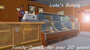 LUKE'S BAKERYYYY
