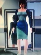 Tippaket Thammavong Full Body (The Sims console)