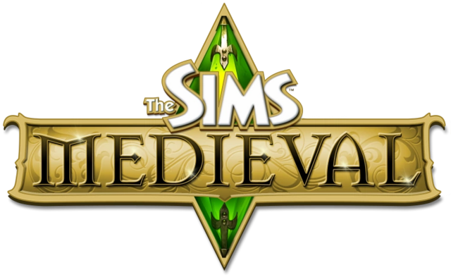 File:The Sims Medieval Logo.png