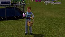 Festival spring - Easter egg hunt