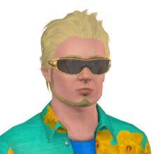 Kenny Landgraab (Sims 3)