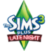 The Sims 3 Plus Late Night Logo