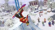 TS3Seasons snowboarding