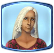 Jocasta Bachelor's Original Appearance in TS2