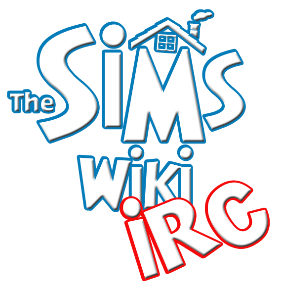 Irc Chat Logo The Sims Wiki Irc Channel Logo