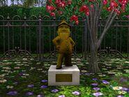 Gnome Gravestone