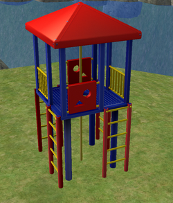 Ts2 playground tower