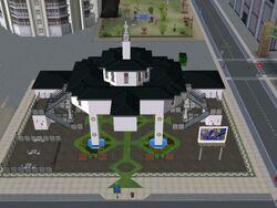 Deh'Javu Modern Art Museum 1