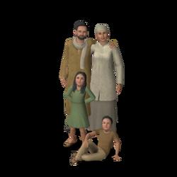 Amin family
