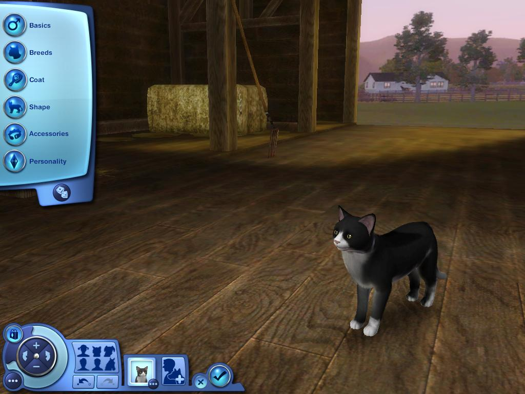 Sims  Cats And Dogs Life States