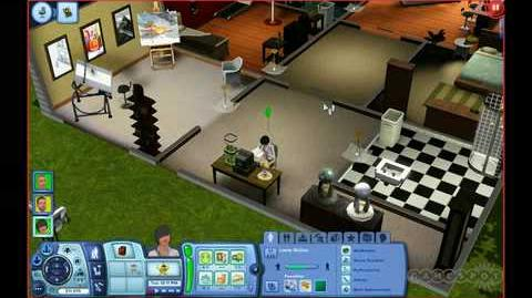 De Sims 3 Ambities E3 2010 Demo - Gamespot