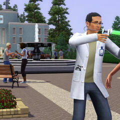 The sims 3 карьера ruorg - 8