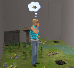 Ts2 poorly maintained room