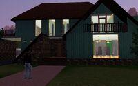 Sim's Tale Caliente house