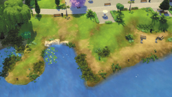 Willow Creek Commercial District - Shoreline