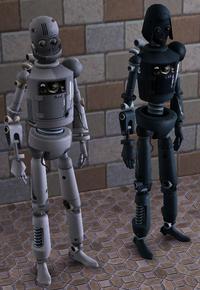 Invented simbots