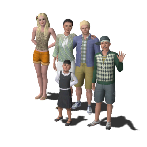 File:Langerak Family (The Sims 3).png