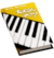 Book Skills Music Piano Yellow