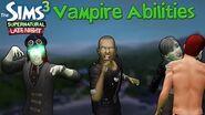 The Sims 3 Late Night & Supernatural Vampire Abilities-0