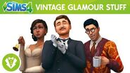 The Sims 4 Vintage Glamour Stuff Official Trailer