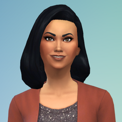 Geneviève Simerburg (The Sims 4)
