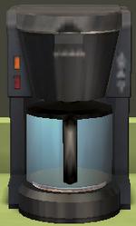Extra Pep Coffeemaker