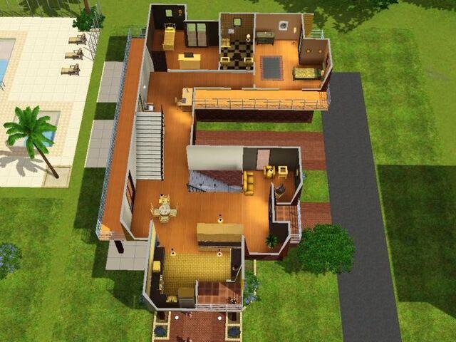File:Roomies House 3rd floor.JPG