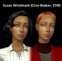 STM Susan Windmark Circe Beaker