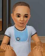 Justin Toddler