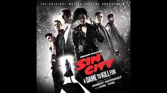 Sin City 2 A Dame To Kill For - 16 The End of Ava Soundtrack OST 2014 Official By Robert Rodriguez