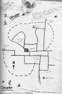 @@ Bsdin City map