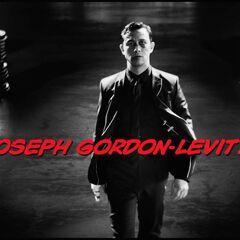 Joseph Gordon-Levitt.