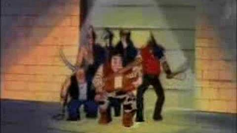 Youtube poop TMNT madness