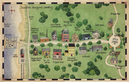 Downtown Ferryport Map