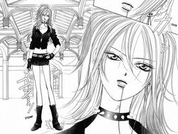 Kyoko as Setsu Heel